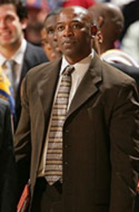 Warriors New Head Coach Keith Smart
