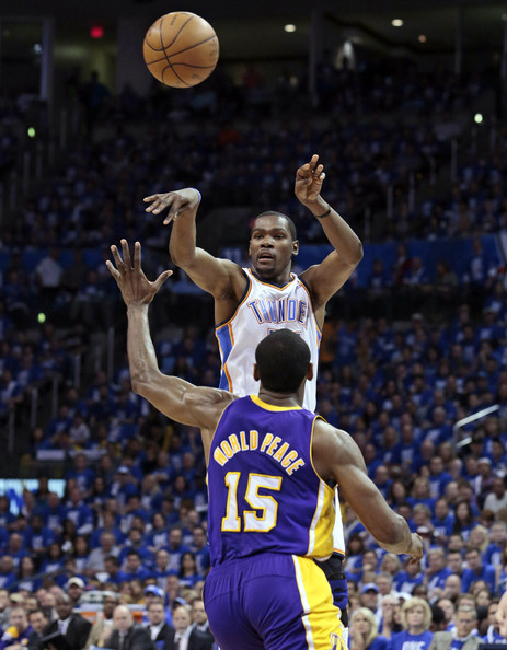 The Ever Improving Kevin Durant – Warriors World