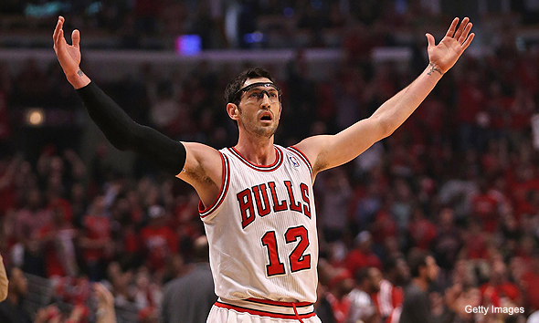 Warriors Intrigued by Kirk Hinrich – Warriors World