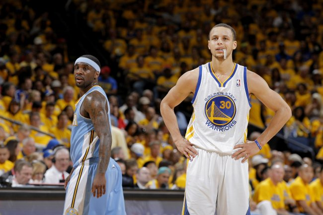 Ty Lawson - Steph Curry
