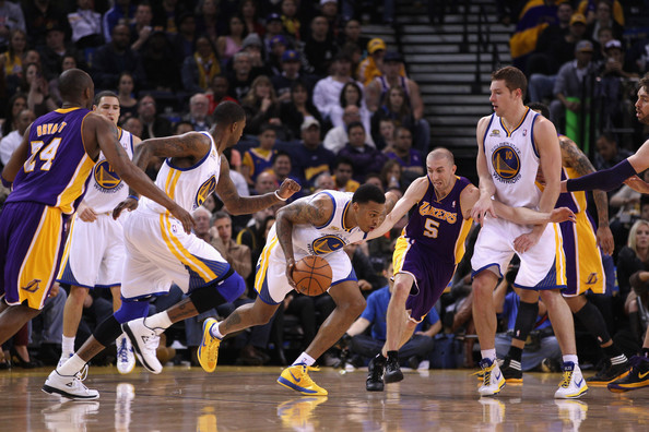 Brandon Rush Lakers
