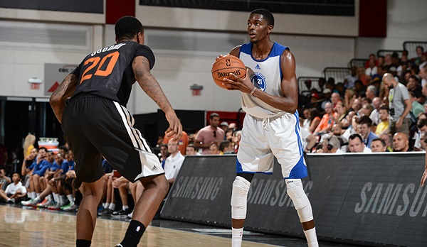 Justin Holiday Summer League