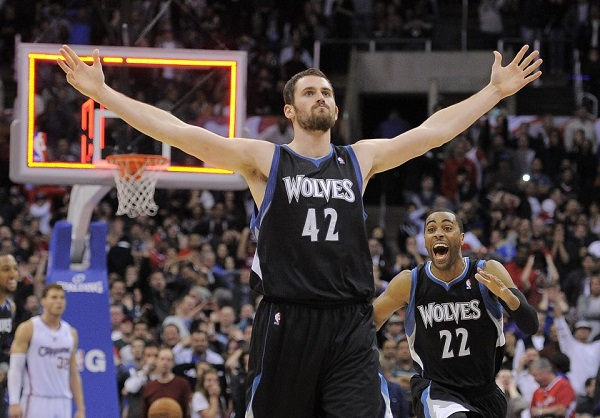 Kevin Love GameWinner