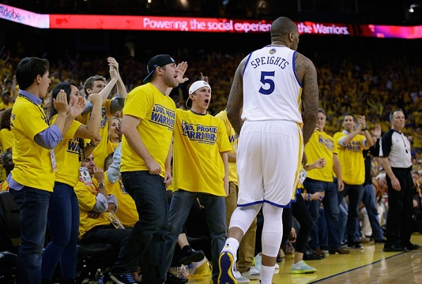 Marreese Speights Fans