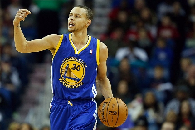 Stephen Curry Point Guard