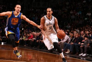 shaun-livingston and Curry