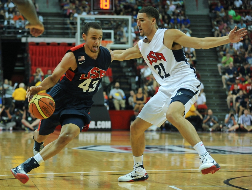Basketball: USA Basketball Showcase