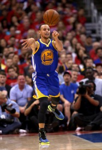 Golden State Warriors v Los Angeles Clippers - Game One