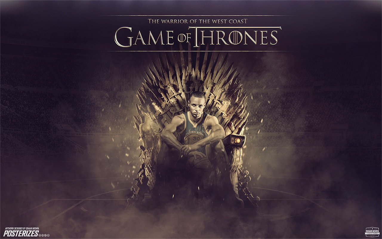 Steph Curry Game Of Thrones