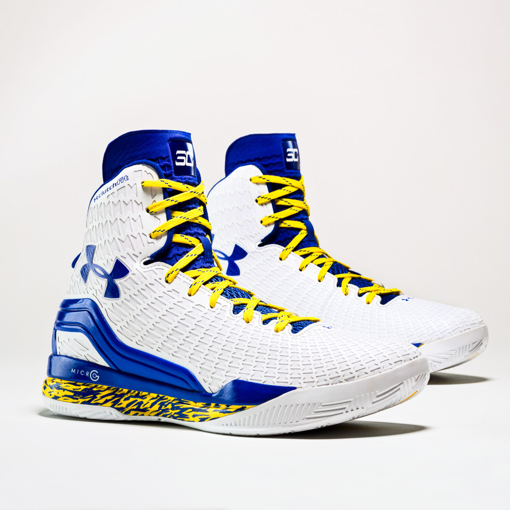 Under Armour Unveils Steph Curry Colorways For 2014 Season