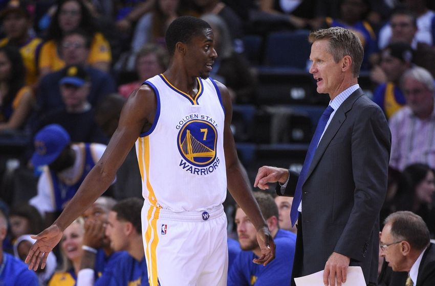 justin-holiday-steve-kerr-nba-preseason-los-angeles-clippers-golden-state-warriors-850x560