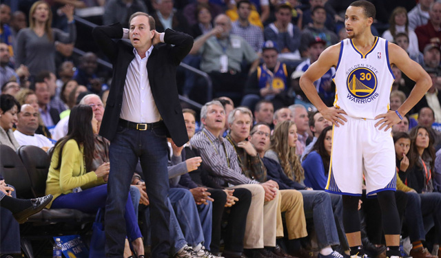 Curry and Lacob