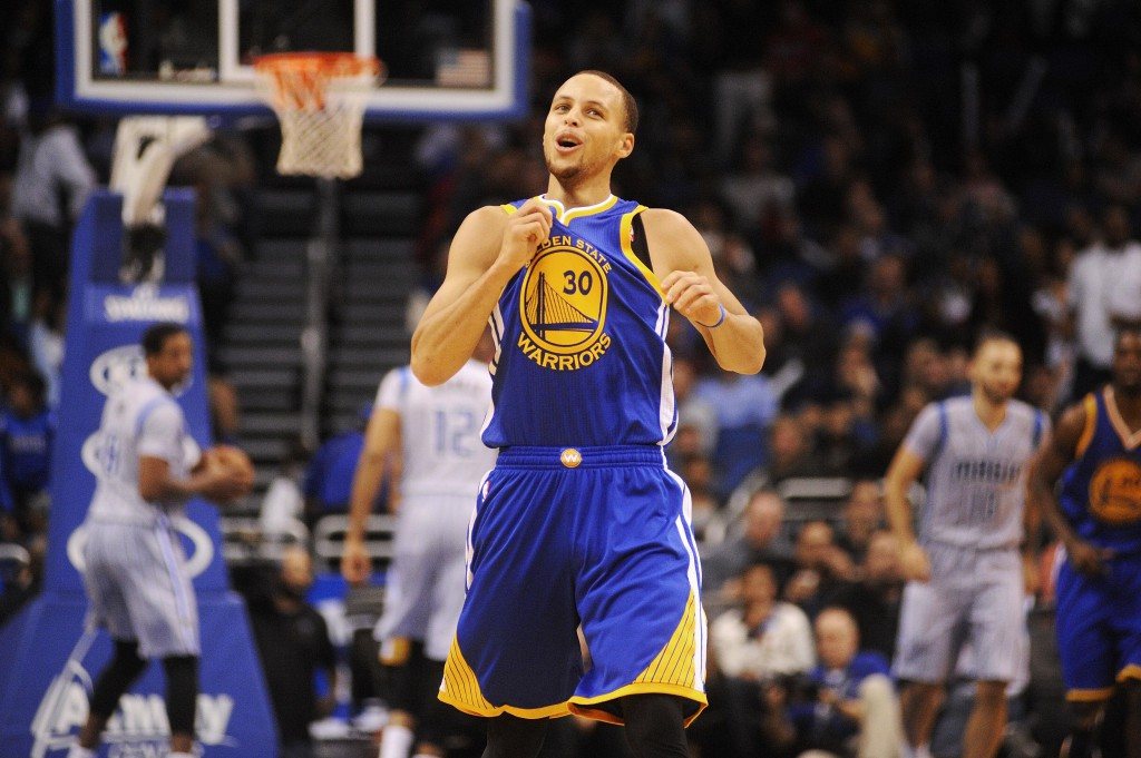 NBA: Golden State Warriors at Orlando Magic