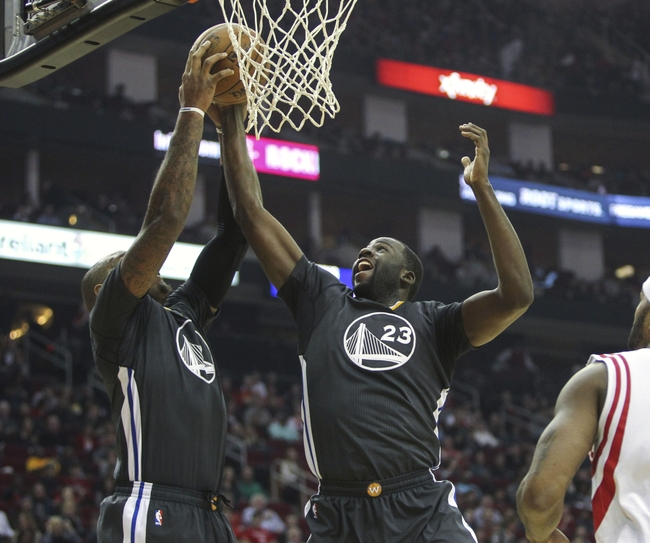 Warriors Dominate Rockets In The 2nd Half