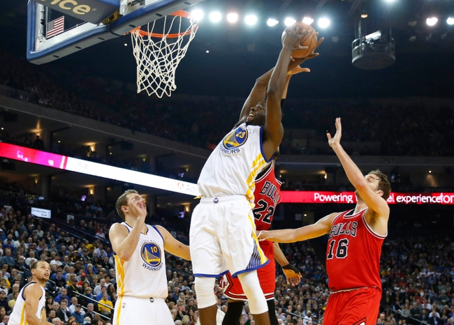 NBA: Chicago Bulls at Golden State Warriors