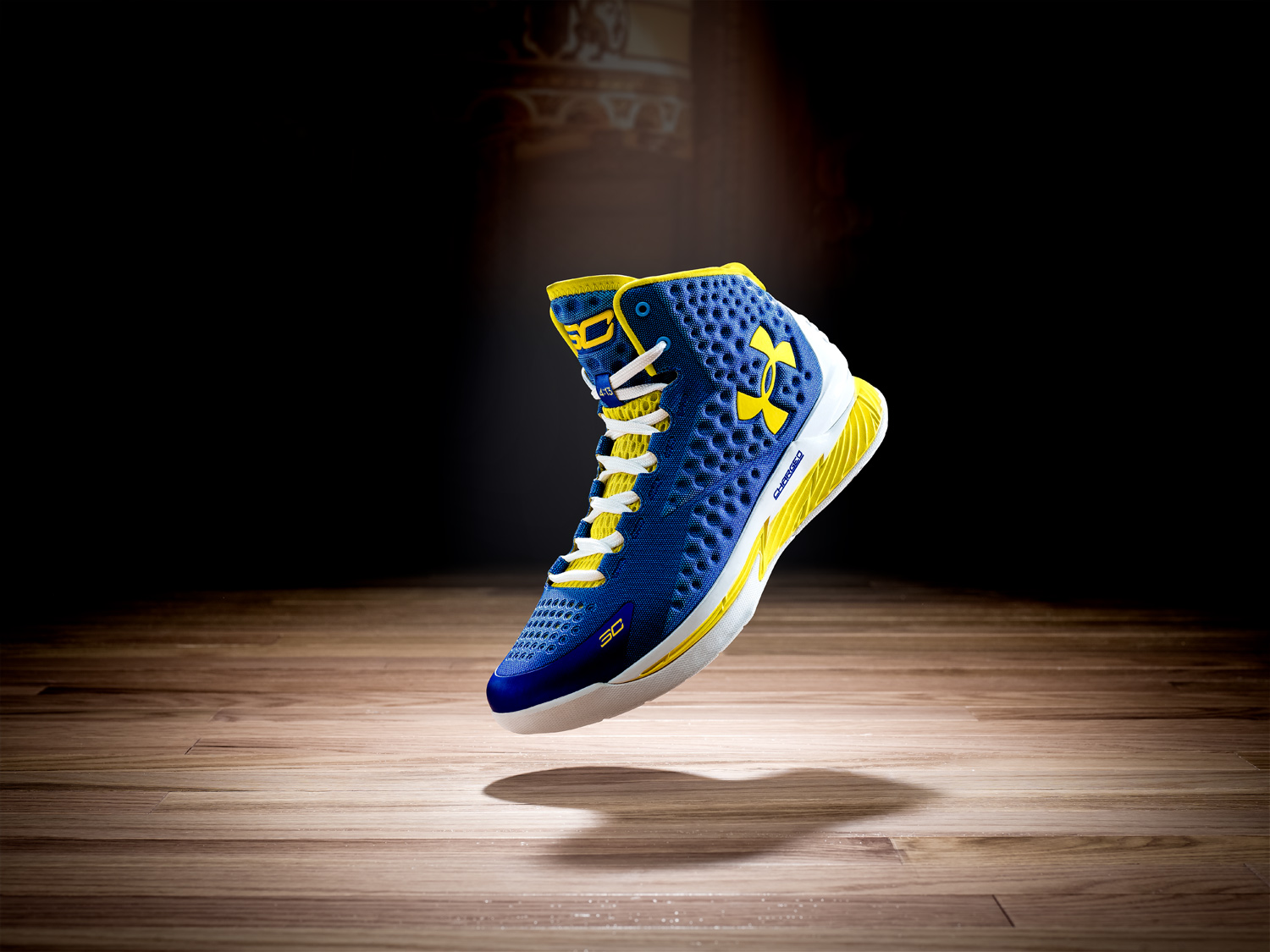 21fdff89869c Under Armour  The Curry One Officially Unveiled - Warriors World