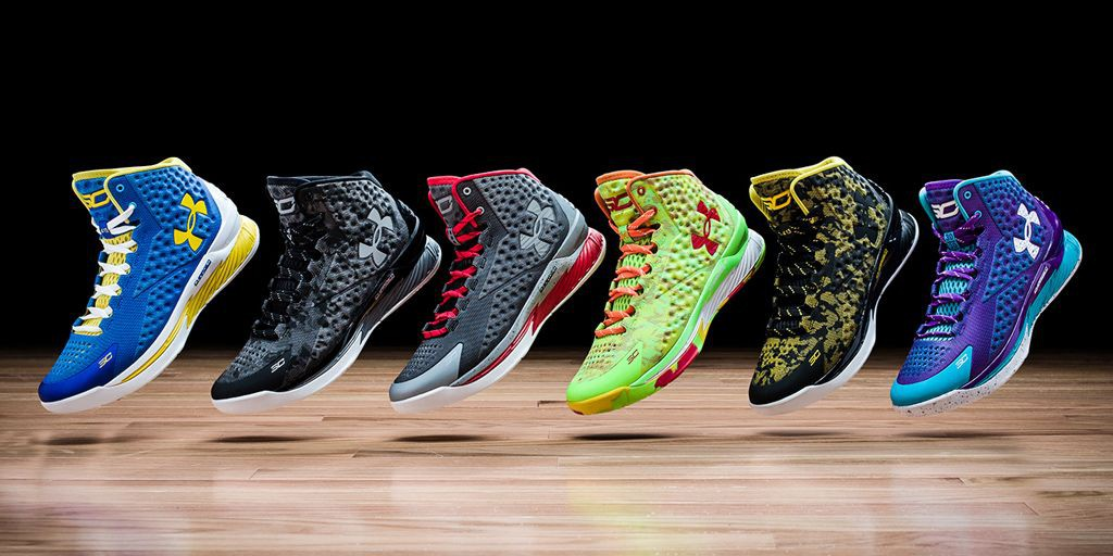 The Curry One Represents Much More Than A Signature Shoe - Warriors ... 82e095129d67