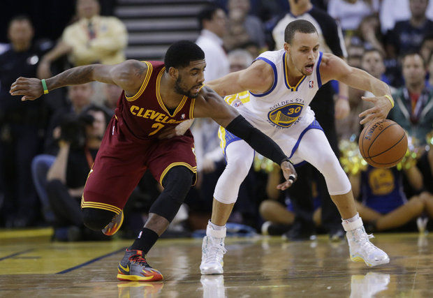 Curry and Irving