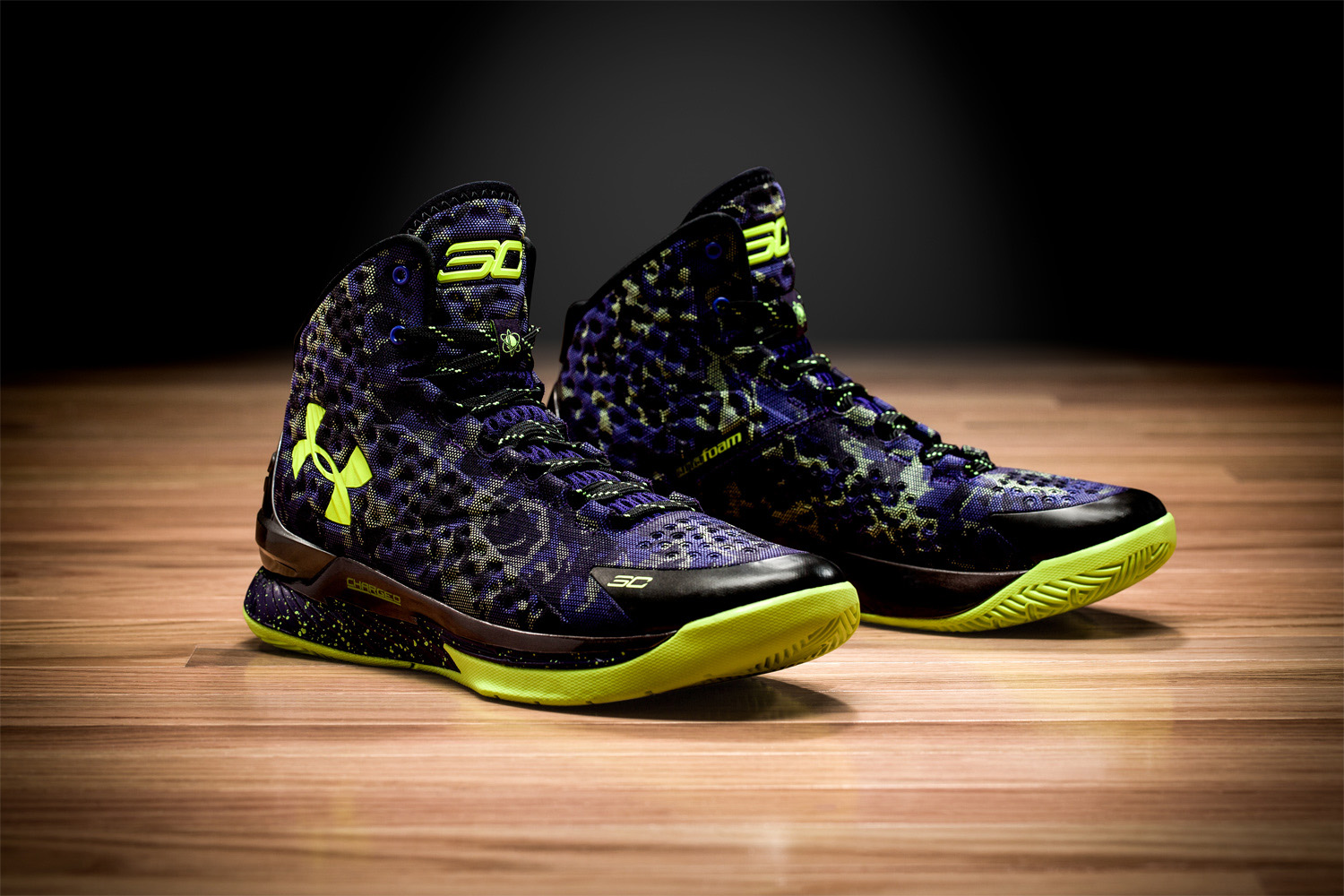 2015 02 01 Ua Star Colorway Steph Curry Dark Matter Curry One Cheap
