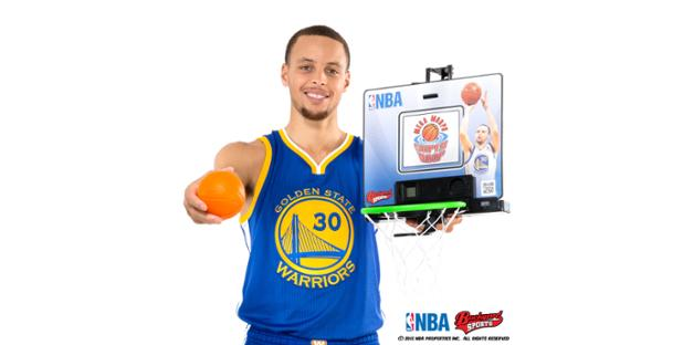 Curry Power Hoop