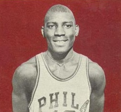 Joseph Attles It s a young Al Attles
