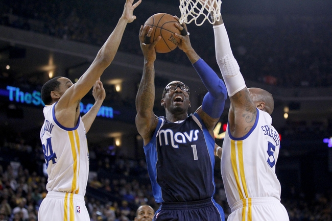 NBA: Dallas Mavericks at Golden State Warriors