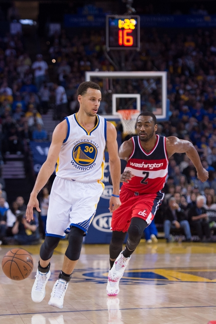 NBA: Washington Wizards at Golden State Warriors