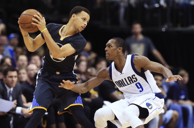 NBA: Golden State Warriors at Dallas Mavericks