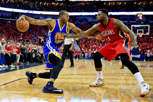 NBA: Playoffs-Golden State Warriors at New Orleans Pelicans