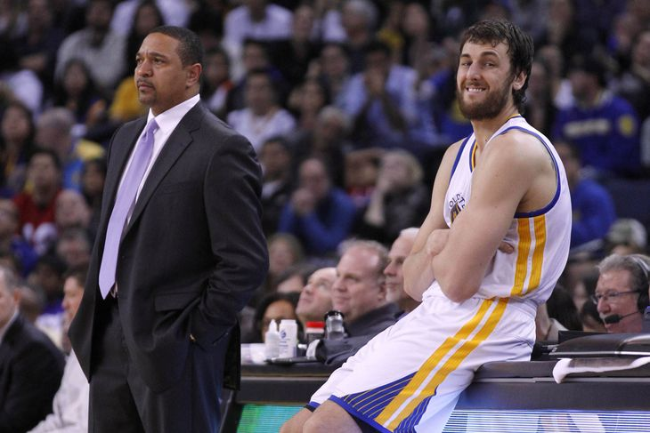 Bogut and Mark Jackson