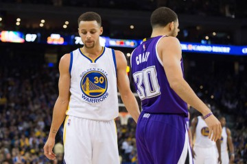 Stephen Curry Seth Curry