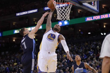 Marreese Speights Dunks