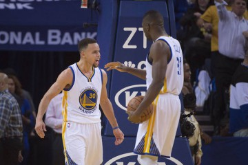 Stephen Curry Draymond Green
