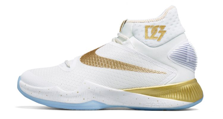 new arrivals 67c90 63bc9 Draymond Green Player Edition Nike HyperRev 2016