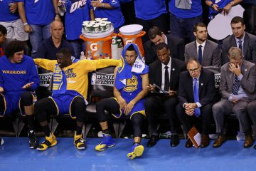 Warriors Bench