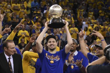 Klay Thompson Western Conference