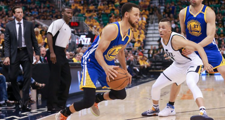 Golden State defeats Utah to sweep series 4-0