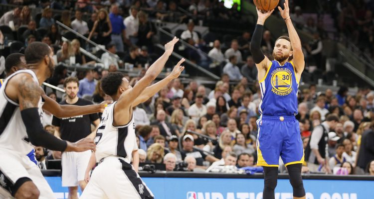 Stephen Curry, Kevin Durant Talk Spurs Sweep, Advancing to 2017 NBA Finals