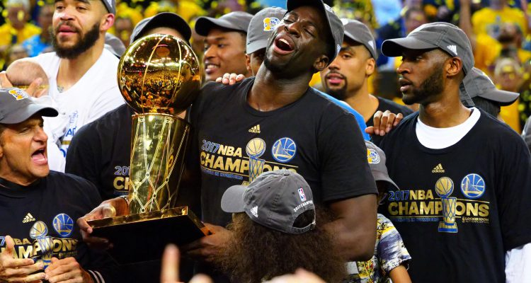 Draymond Green wins NBA Defensive Player of the Year Award