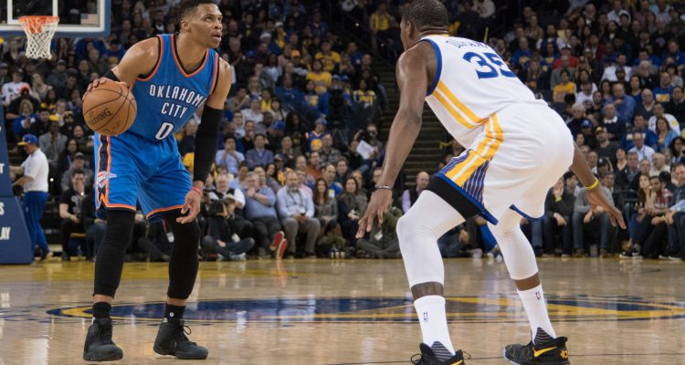 Warriors News: Durant Comments on Russell Westbrook Winning the MVP - Warriors World