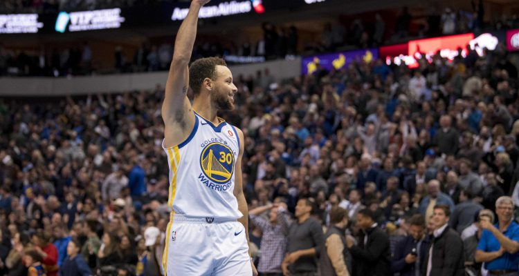 Steph Curry drills game-winning three in another virtuoso performance