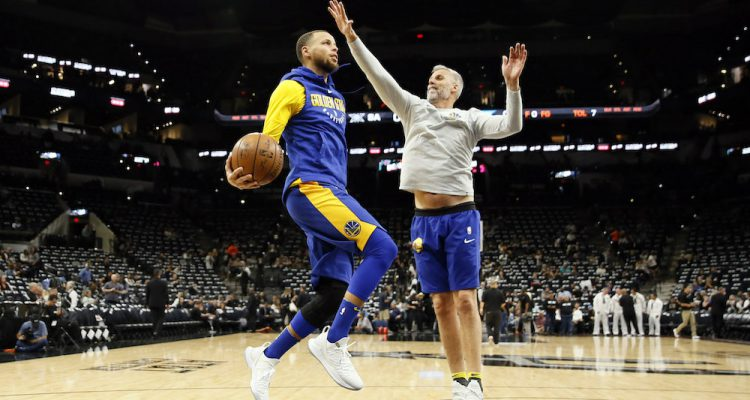 Stephen Curry: Return for Game 1 'conceivable'