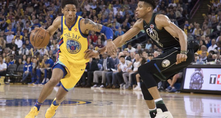 Patrick McCaw Cleared for Basketball Activities After Back Injury