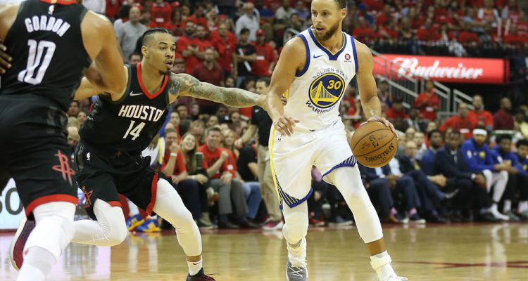 Warriors crush Rockets, take 2-1 series lead: 5 things we learned